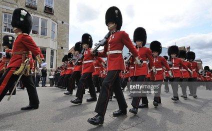 At Windsor Palace. London