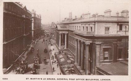 LONDON :St Martin s Le Grand
