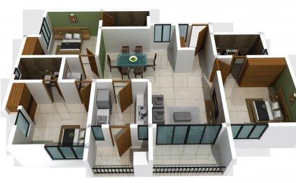 Windsor castle floor plans