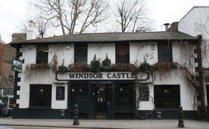 The windsor castle eat drink