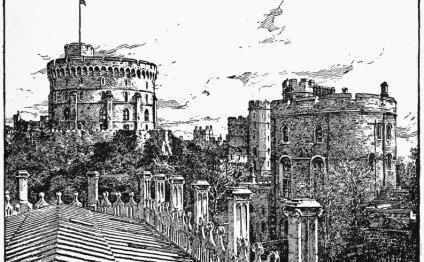 Windsor castle: Architectural