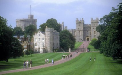 Windsor Castle tour times