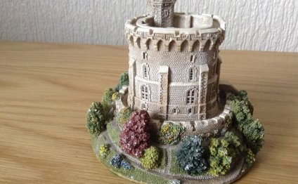 Windsor Castle model