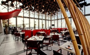 Restaurants in Heron Tower London