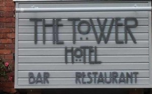 Tower Hotel London Postcode