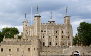 Where is Tower of London located?