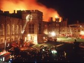 Windsor Castle fire 1992