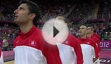 Basketball - Men - TUN-USA - London 2012 Olympic Games