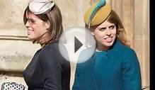 Pics of Princess Beatrice and Princess Eugenie - Easter at