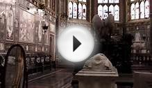 Rare footage inside st Georges chapel, Windsor Castle, in
