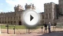 Windsor castle , London England Cosmos tour Europe Travel