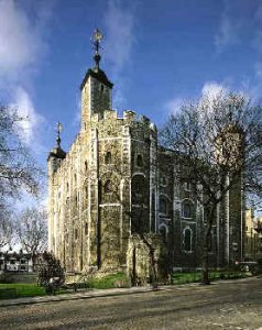 White Tower. © Historic Royal Palaces